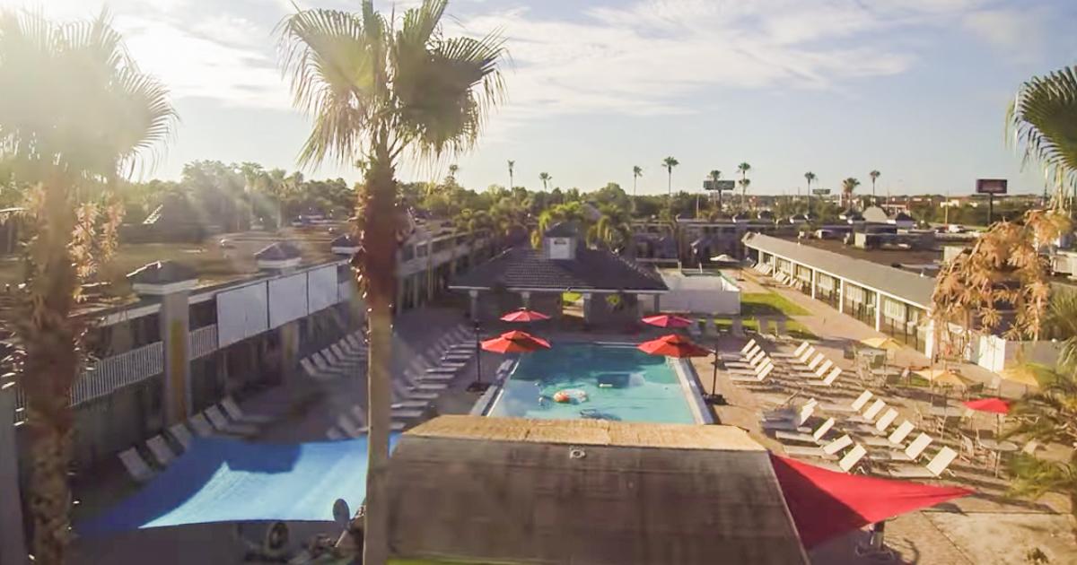 Secrets Hideaway Resort and Spa @ Kissimmee, Florida